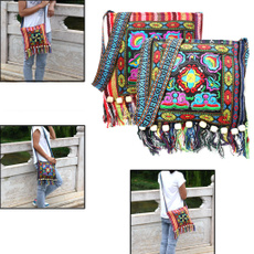 women bags, Shoulder Bags, Tassels, bohobag