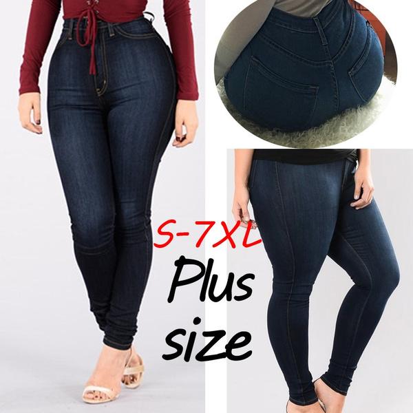 Plus Size, Waist, pants, women's pants