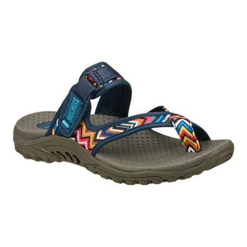 skechers reggae zig swag women's sandals
