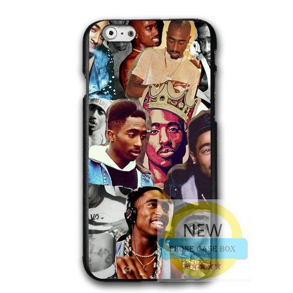 size 40 63adb 07aa4 Designs Tupac 2Pac Cover for Iphone 5 5s Case, Tupac Shakur 2Pac Iphone 6  6s/samsung S5 S7 Hard Plastics Phone Case