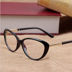 Women, eye, optical glasses, men women