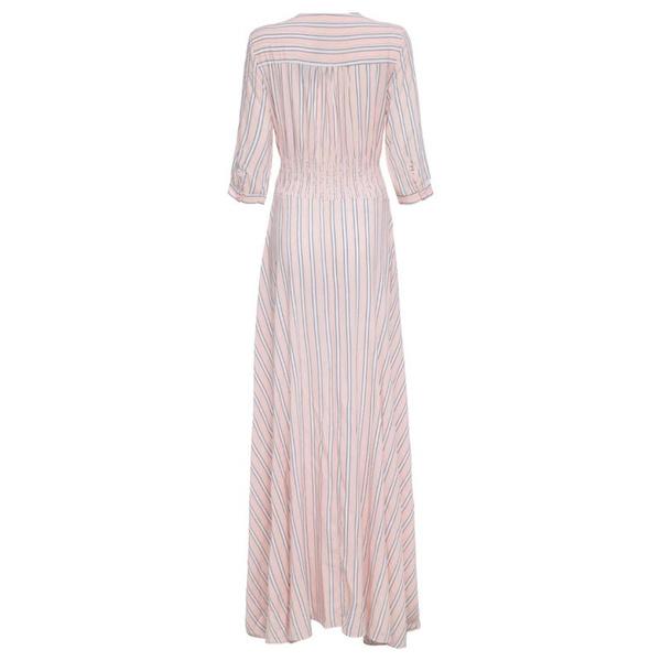 Wish   2017 Damen Vintage Boho Maxi Lang Partykleid Sommerkleid ...