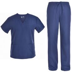 elastic waist, unisex clothing, uniformhospital, Elastic