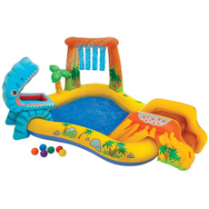intexkiddiepool, intexkiddiepool57444ep, Inflatable, Dinosaur