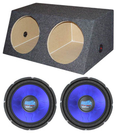 Box, pyle, 12subwoofer, carmotorcycleelectronic