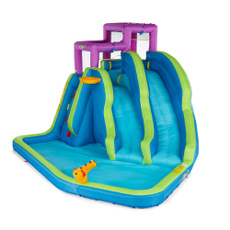 water, Outdoor, Magic, aquaticcenterplayobstaclecoursekid
