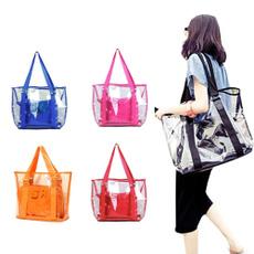 women's shoulder bags, jellycandycolor, casualtotebag, Totes