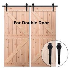 doubledoor, Door, Usa, slidingbarndoor