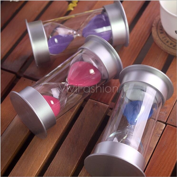 Sand Timer Hourglass Game Cooking Clock Egg Timer Sandglass 10 Minutes Xmas  Gift