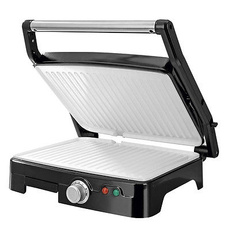Optigrill Kontaktgrill Tischgrill Sandwichtoaster Panini-Maker Grill 2000 Watt