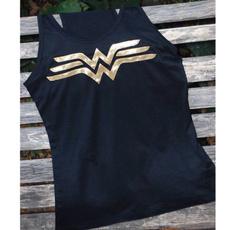 Tops & Tees, Fashion, Tank, wonderwomanshirt