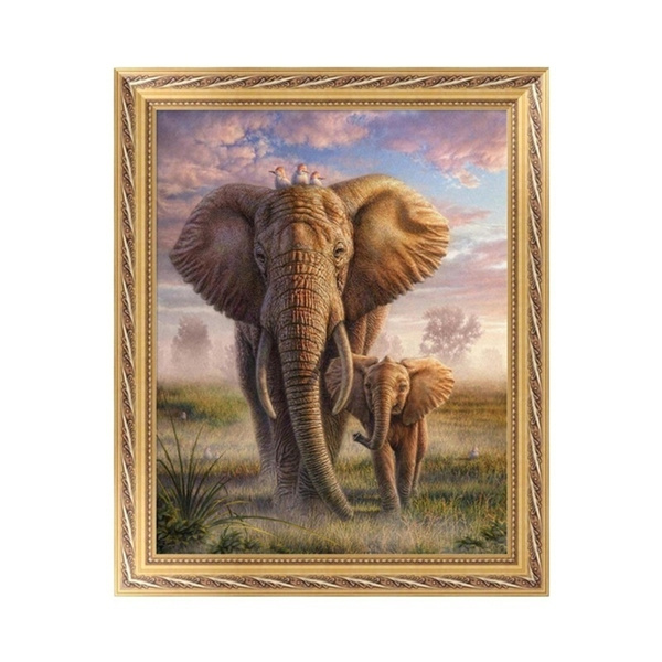 Elephant-Frame | Wish