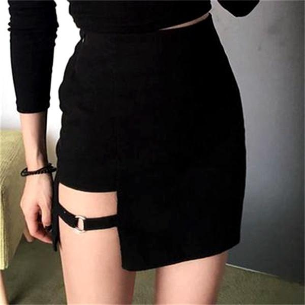 Mini, Design, party, high waist