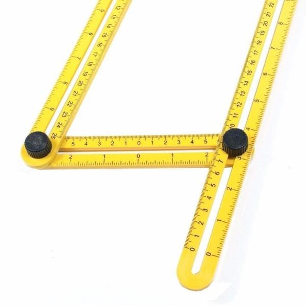 Wish | Angleizer Vorlage Werkzeug Messgerät Vorlage Lineal ...