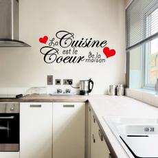 Heart, Decor, art, cuisine