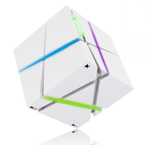 Wish Bluetooth Speaker ELEGIANT Portable LED Lighting Speaker