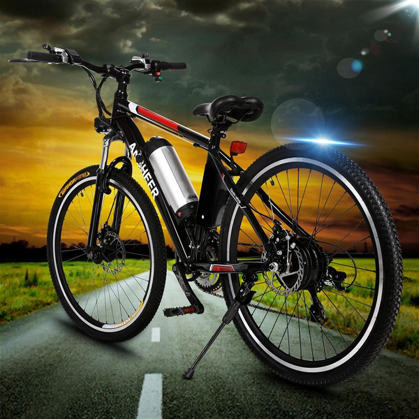 Wish | Ancheer 25 inch Wheel Aluminum Alloy Frame Mountain Bike ...