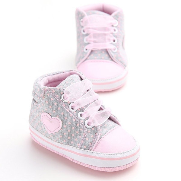 Sneakers, Princess, prewalker, laceuptideshoe
