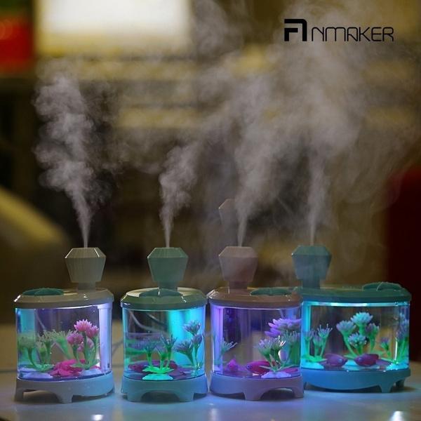 Night Light, aquariumlamphumidifier, fish, Tank