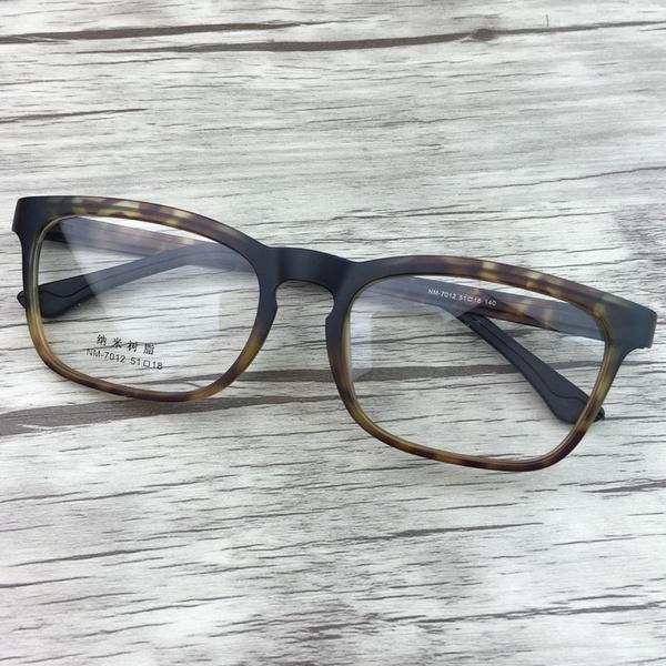 Wish   Vazrobe Branded Plastic Eye Glasses Frame Men Women Ultra ...