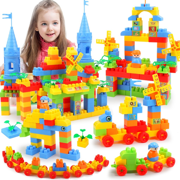 Baby lego toys 3 to 6 years of age 7 year old boy girl boy child 1 ...