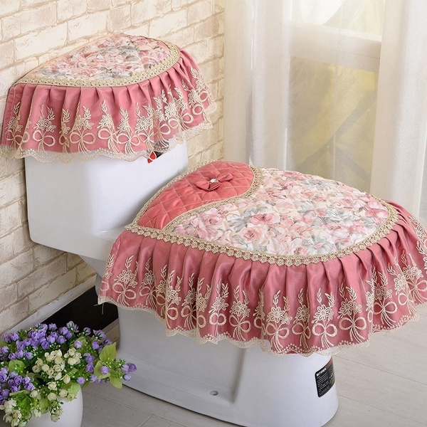 Fantastic Wish | New Fashion Lace Printing Home Decoration/1 Set Water Tank  SS63