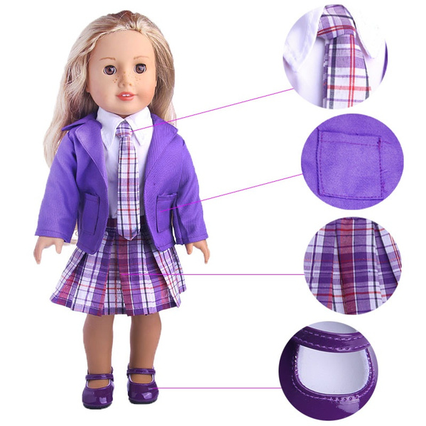 clothesforamericangirldoll, 18inchdollclothe, School, Gifts