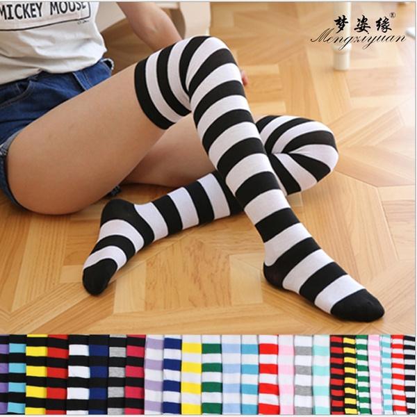 Leggings, Cotton Socks, kneehighsock, thighhighsock