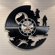 vinylwallhomeampliving, Geek, Decor, Wall Art