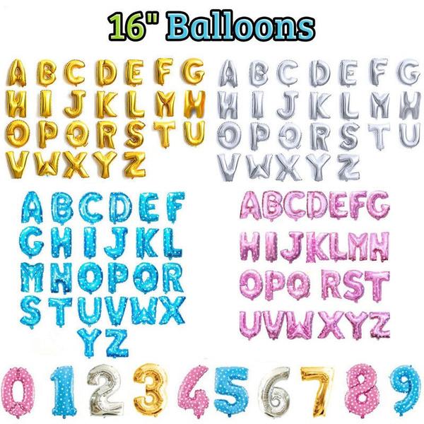 Blues, decoration, airballoon, foilballoon