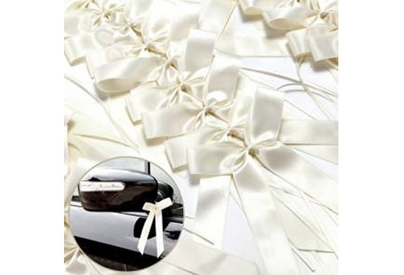 50 Pcs Car Loop Wedding Antenna Loop Decoration for Wedding