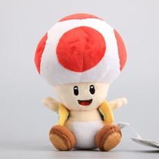 Toy, Mushroom, doll, toad