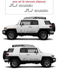 God Bless my Toyota FJ Cruiser window sticker decals graphic