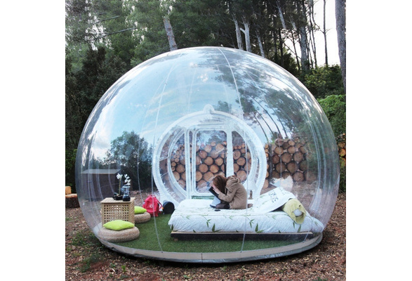 Wish | 3-4 Persons 3 In 1 220V Professional Creative Transparent Crystal Tents Inflatable Buildings House Bubble Tent  sc 1 st  Wish & Wish | 3-4 Persons 3 In 1 220V Professional Creative Transparent ...
