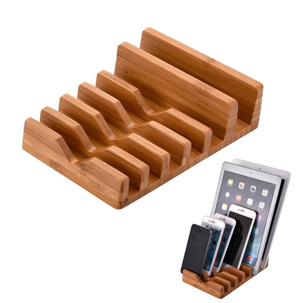 Phone, Computers, Mobile, bamboostand