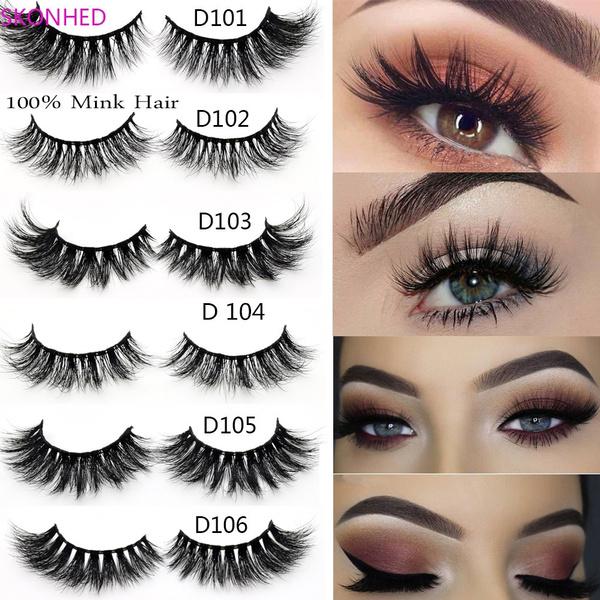 False Eyelashes, Makeup Tools, Natural, eye