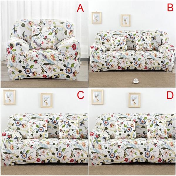 Spandex Antiskid Sofa Cover Elastic