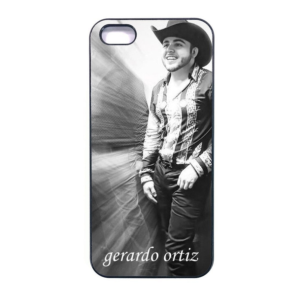 Cool Modern Retro Wear Hat Smile Quote Gerardo Ortiz Cell Phone Cover for  Samsung IPhone