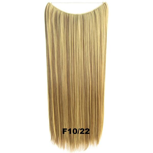 Wish Womens Fashion Hair Flip In Hair Extension 24inch Long