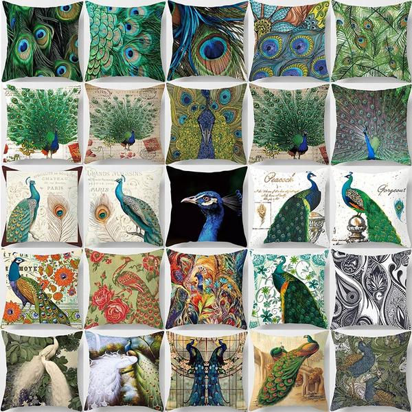 case, peacock, Decor, Home Decor