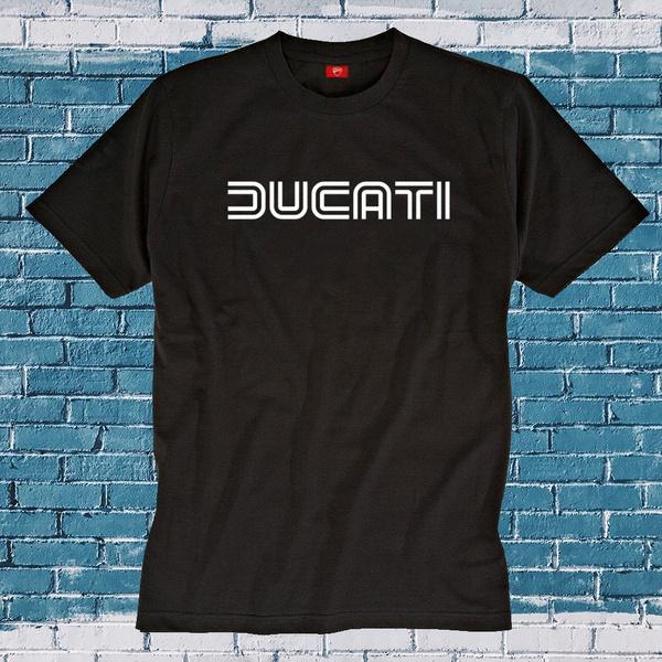 Ducati Ducatiana Basic Graphic Short Sleeve T-Shirt