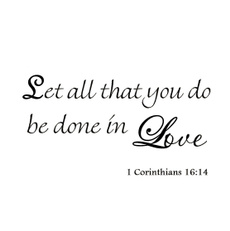 decoration, Decor, Love, Christian