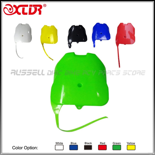 Pleasing Front Plastic Number Plate Fender Cover Fairing For Honda Crf100 Crf80 Crf70 Xr100 Xr80 Xr70 Style Dirt Pit Bike Creativecarmelina Interior Chair Design Creativecarmelinacom