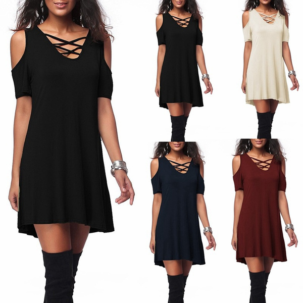 slim dress, Shorts, Sleeve, fronthollow