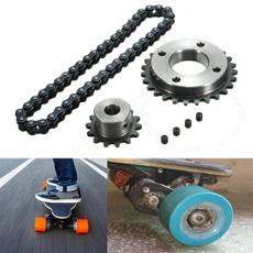 motorsprocket, Electric, Chain, wheelsprocket