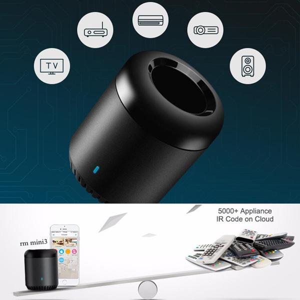 Broadlink RM Mini 3 Black Bean Smart Home Wifi Mini IR Remote Controller