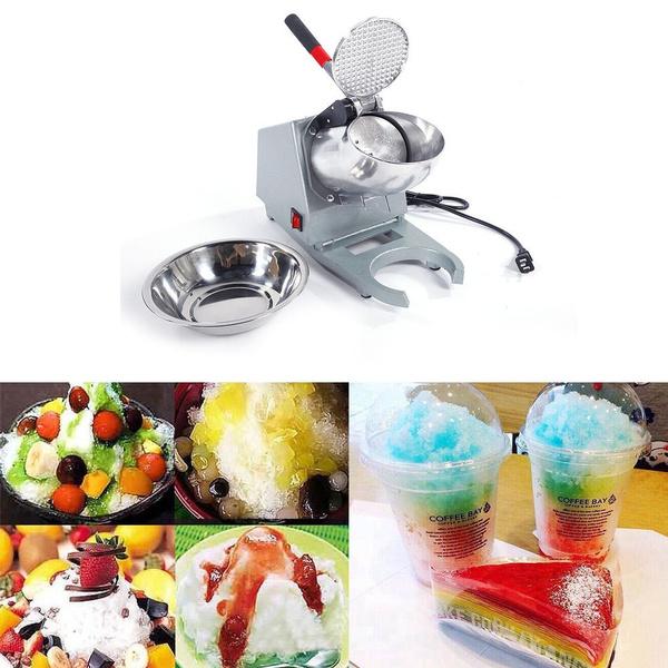 Electric, Ice Cream, Snow, waterice
