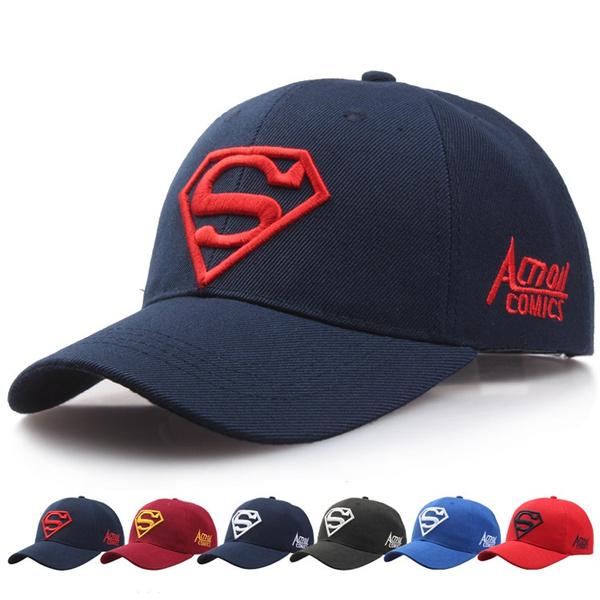 14d26b9d Quality Awesome Cap Superman Snapback Hat, Cheap Baseball Steampunk ...
