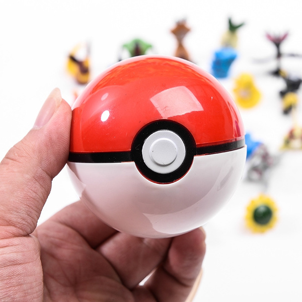 Poke Pocket Monster Pokemon Toys03q1254 Pet Doll Treasure Ball Dream Master Toy YbgyvIf6m7