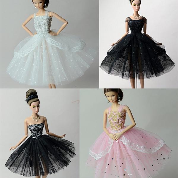 princessdoll, princess dress, Lace, Barbie
